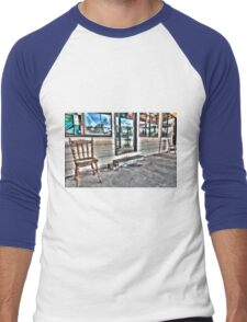 Two chairs. Men's Baseball ¾ T-Shirt