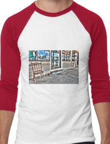 Two chairs. Men's Baseball ¾ T-Shirt