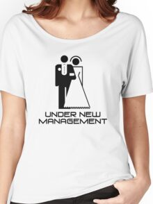 Under New Management Marriage Wedding Women's Relaxed Fit T-Shirt