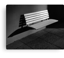 Benchism Canvas Print