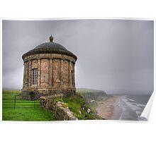 Mussenden Temple, Northern Ireland Poster
