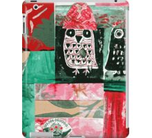 hand made christmas two iPad Case/Skin