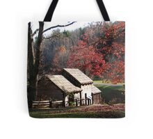 Mabry Mill in the Fall~ Tote Bag