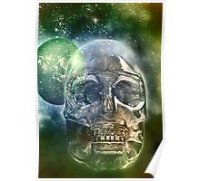 the crystal skull Poster
