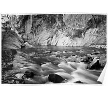 Whitewater Creek, Gila National Forest, New Mexico Poster