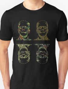 Well Camouflaged Frankenstein T-Shirt