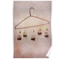 tea bags Poster