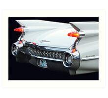 Cadillac Style Art Print