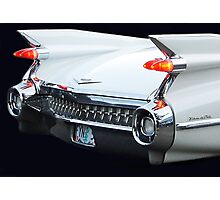 Cadillac Style Photographic Print