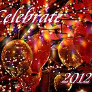 Happy New Year by Barbara  Brown
