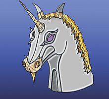 Unicorn by 123jim