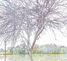 an autumn day by hiddencolours