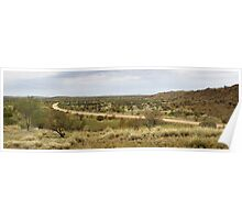 Amata road panorama Poster