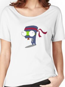 Ninja Gir Women's Relaxed Fit T-Shirt