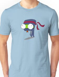 Ninja Gir Unisex T-Shirt
