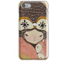 Willow & Foxy iPhone Case/Skin