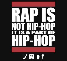 Rap Is Not Hip-Hop by Paul Welding