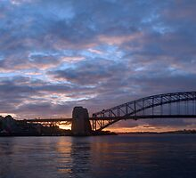 Point to Point - Sydney Harbour & Bridge - The HDR Experience by Philip Johnson