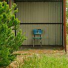 Rural Bus Shelter by Joe Mortelliti