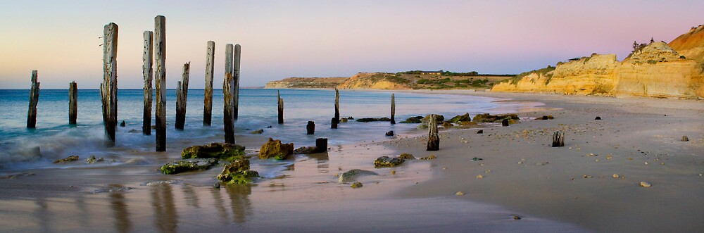 Port willunga south australia by tamarinf redbubble for Port willunga