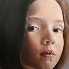 Portrait by Magda Vacariu