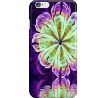 Flower Reflections iPhone Case/Skin