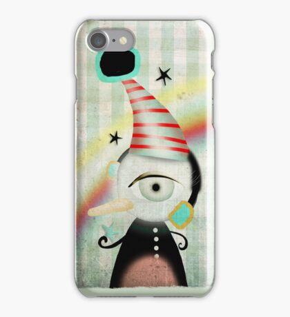 Rainbow Penguin iPhone Case/Skin