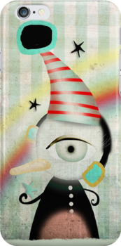 Rainbow Penguin by rupydetequila