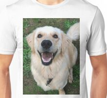 (Wo)Man's Best Friend Unisex T-Shirt