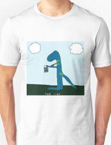 Teal Rex T-Shirt