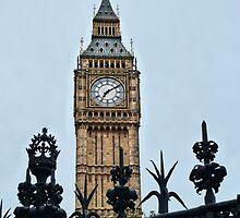 Big Ben by Kim Andelkovic