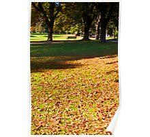 Fallen for Fall Poster