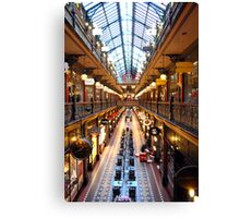 Strand Arcade - Sydney Canvas Print