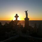 Waverley Cemetery - Sunrise by kelliejane