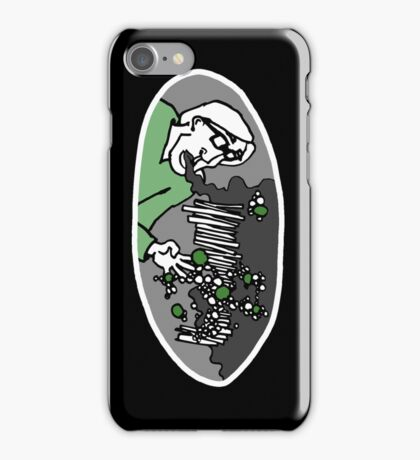 What was I saying? iPhone Case/Skin
