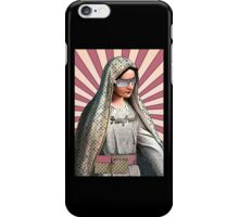 Fashion Victim Mary Street Art iPhone Case/Skin