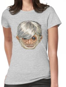 Little Monkey Womens Fitted T-Shirt