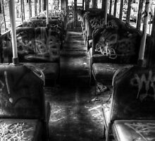 Empty Carriage by Tom Stokes