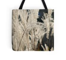 Urban Grasses Tote Bag
