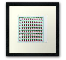 Sweet Vegetables Framed Print