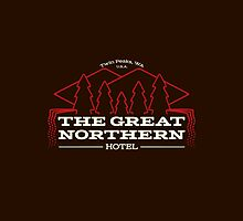 The Hotel of Twin Peaks by monsieurgordon