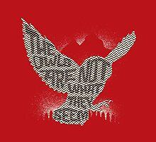 The Owls of Twin Peaks by monsieurgordon