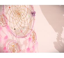 Pink dreams Photographic Print