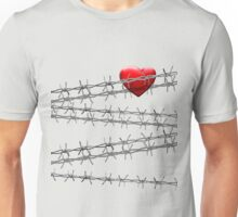 Don't Touch my Heart Unisex T-Shirt