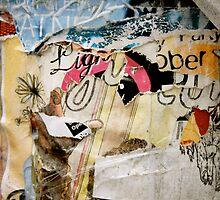 Torn Paper by Robert Baker