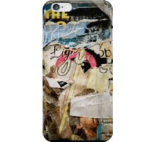 Torn Paper iPhone Case/Skin