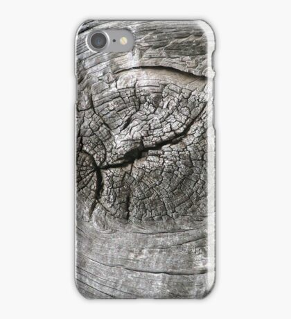 Woody Knot iPhone Case/Skin