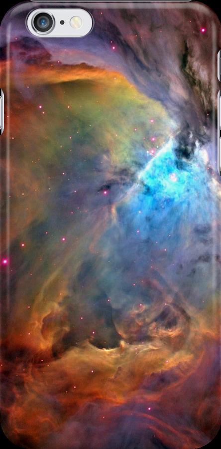 The Orion Nebula by SOIL