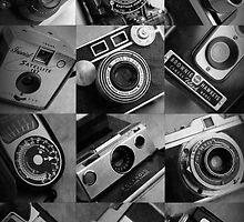 Camera Collection by Robert Baker