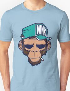 New MNK Monkey Shirts 2015 2016 T-Shirt